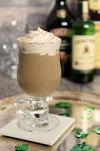 The Nutty Irishman Cocktail Image