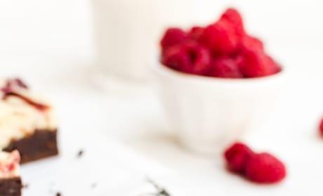 Raspberry Cheesecake Brownies Image