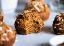 Sugar Free Gluten Free Oatmeal Carrot Muffins with Garam Masala