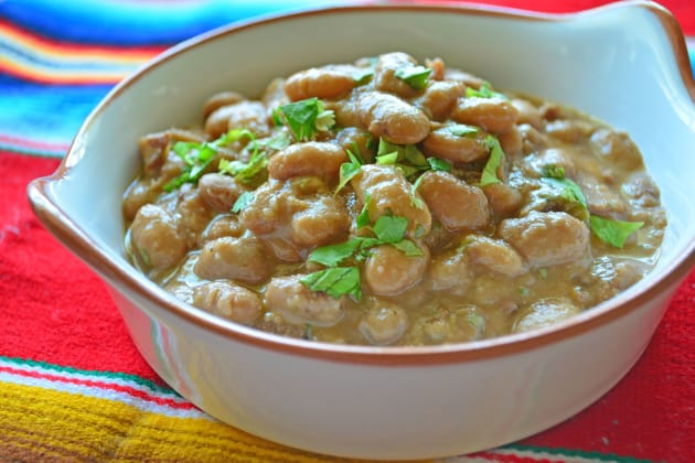 Slow Cooker Ranchero Beans Image