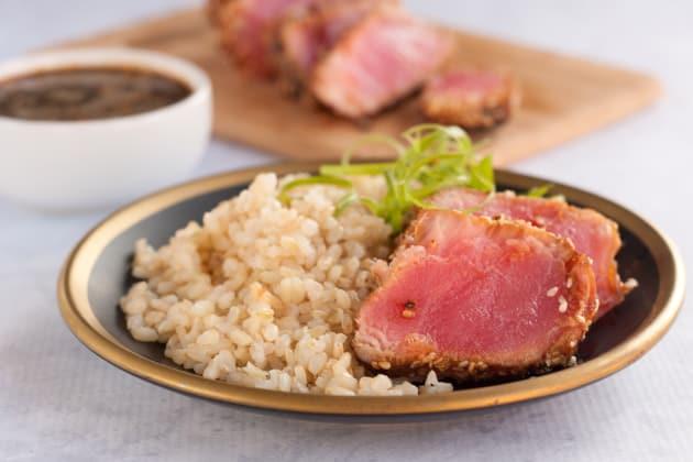 Seared Ahi Tuna Recipes Food Network