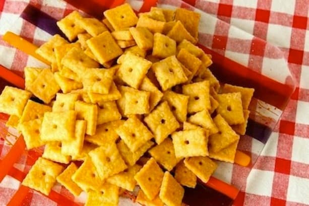 Whole Wheat Cheez Its