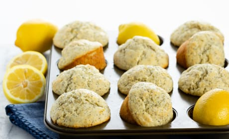 Lemon Poppy Seed Muffins Pic