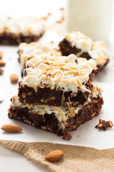 Rocky Road Brownies Picture