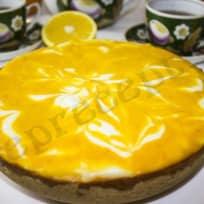 Творожно – тыквенный пирог
