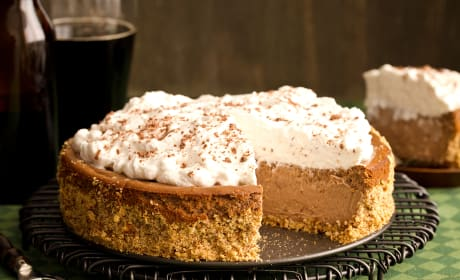 Chocolate Stout Cheesecake Recipe