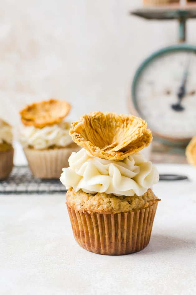 Hummingbird Cupcakes Image