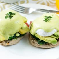California-Style Eggs Benedict Recipe