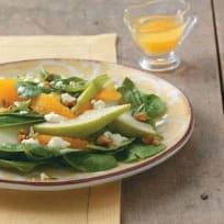 Irish Lemon Pear Salad