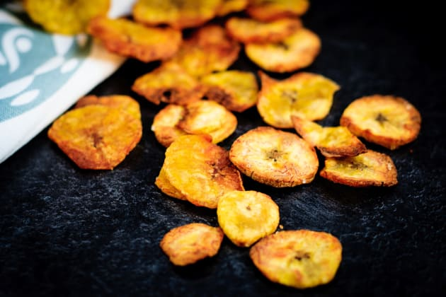 Plantain Chips Photo