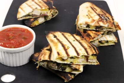 Grilled Chicken Quesadillas: Magic in the Marinade