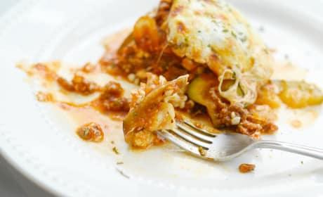 Eggplant Lasagna Pic