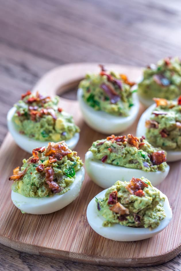 How to Make Deviled Eggs Picture