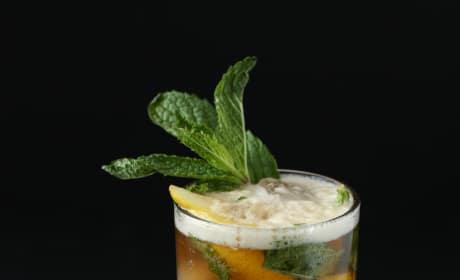 Bourbon Mint Tea Picture