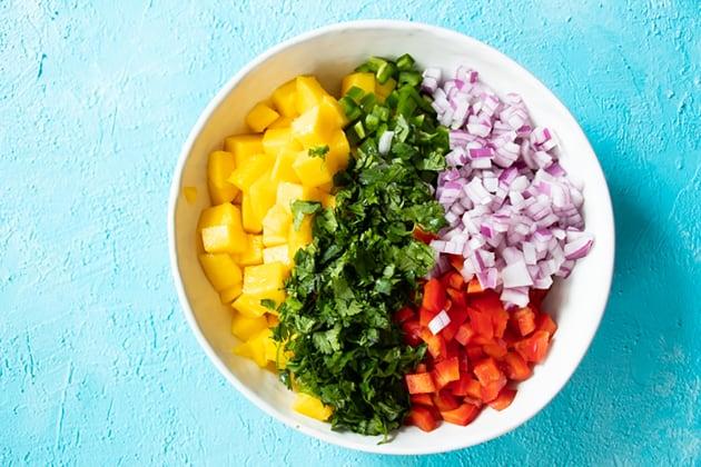 Mango Salsa Image