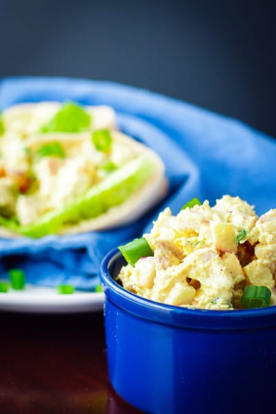Curried Chicken Salad Picture
