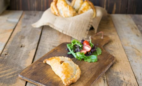 Traditional Cornish Pasty Recipe