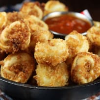 Fried Tortellini Recipe