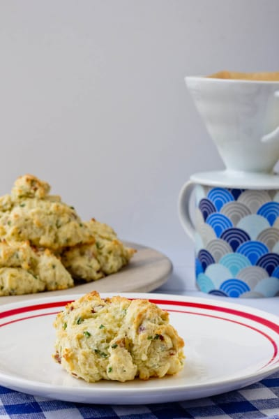 Bacon Chive Biscuits Picture