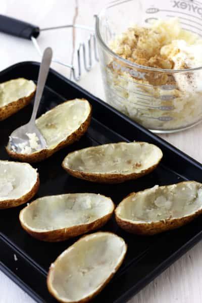 Southwestern Twice Baked Potatoes Image