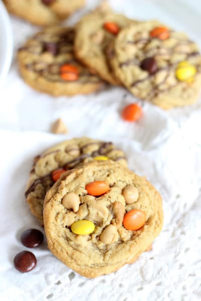 Oatmeal Peanut Butter Cookies Image