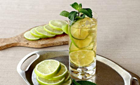 Gin and Ginger Fizz Recipe