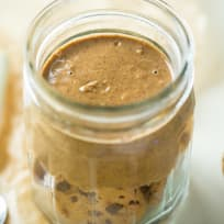 Cookie Dough Protein Butter Recipe