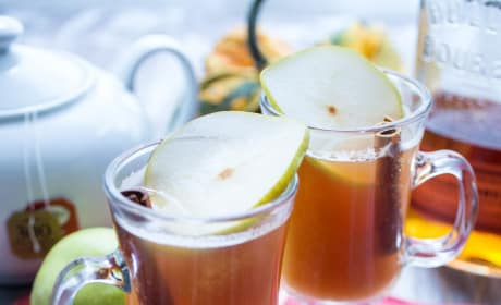 Pear Chai Toddy Pic