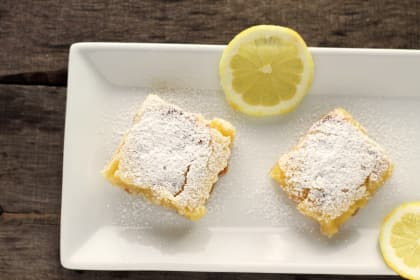 Gluten Free Coconut Lemon Bars: Sweet, Puckery Perfection