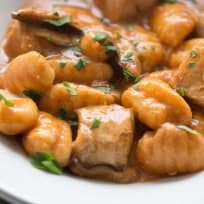 Gnocchi Paprikash Recipe
