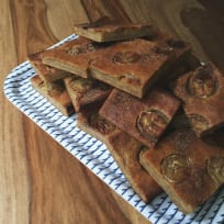 Brazilian Banana Cake. A Childhood Delicious Recipe.