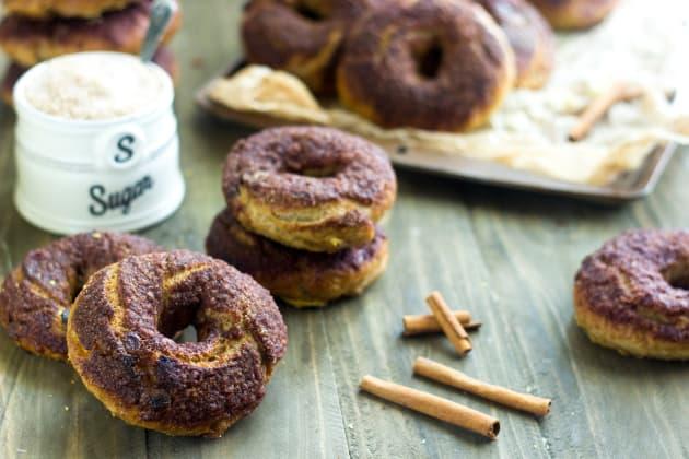 Panera Bread Cinnamon Crunch Bagels Pic