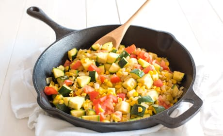 Calabacitas con Queso Photo