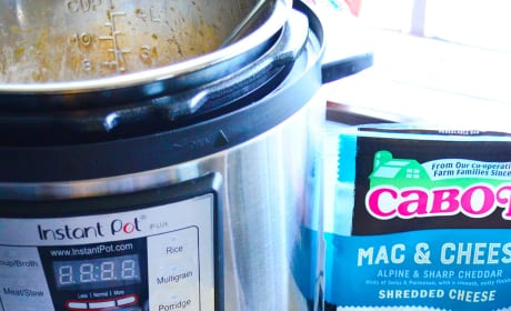 Instant Pot Mac & Cheese Picture