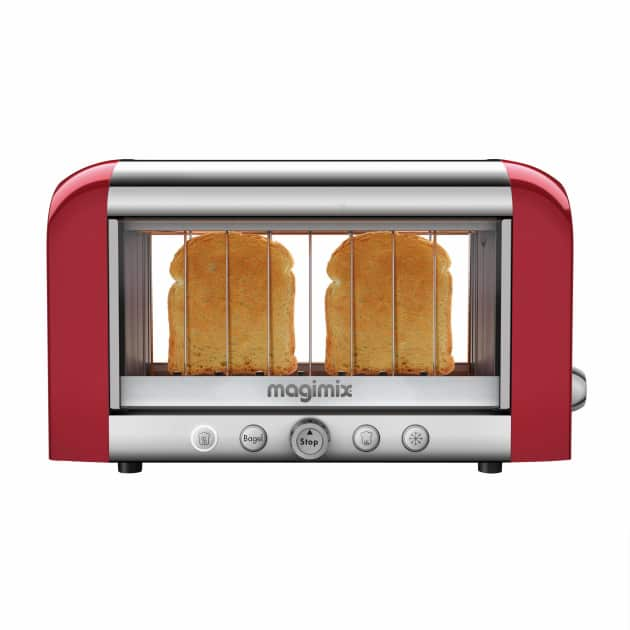Magimix Colored Vision Toaster