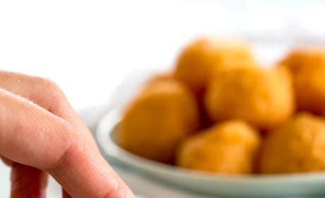Fried Cheese Balls Image