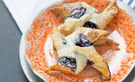 Blueberry Cream Cheese Danish Recipe