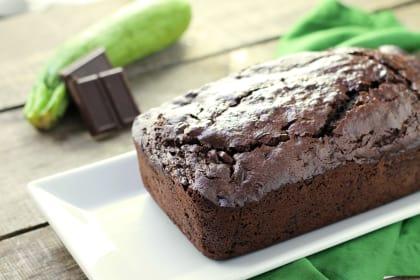 Gluten Free Zucchini Bread: Decadently Chocolate