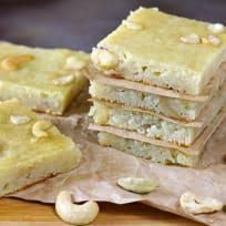Cashew Potato Bars Recipe