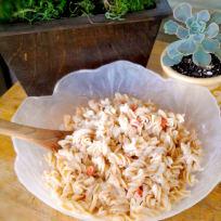 Hawaiian Macaroni Salad Recipe