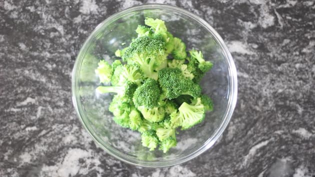 How to Parboil Broccoli Photo