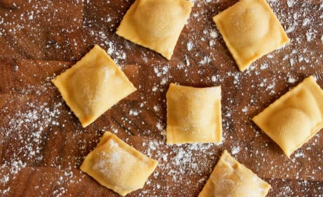 Chestnut Agnolotti Recipe