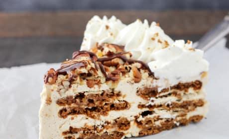 Gingersnap Turtle Icebox Cake Recipe