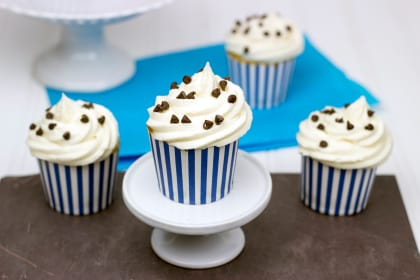 Chocolate Chip Cupcakes: America's New Favorite