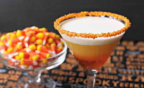 Candy Corn Martini Image