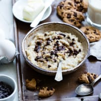 Cookie Dough Protein Oatmeal Recipe