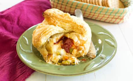 Baked Brie with Guava Recipe