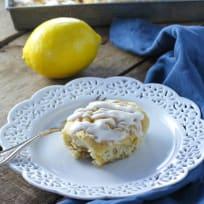 Cardamom Lemon Rolls Recipe