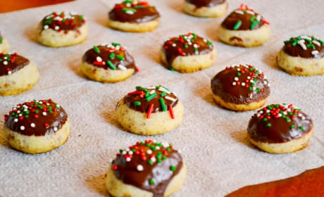 Chocolate Orange Cookies Image