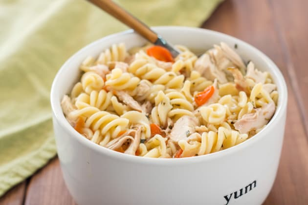 Instant Pot Gluten Free Chicken Noodle Soup Recipe Food Fanatic